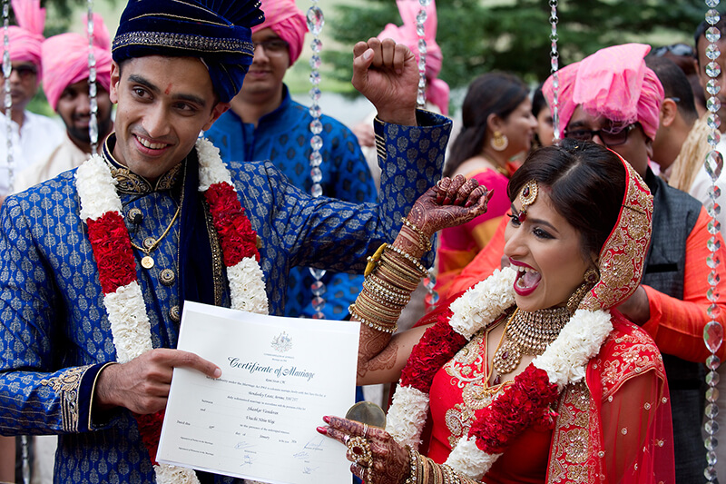 sydney hindu wedding