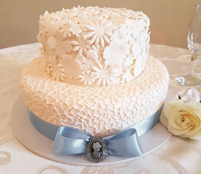 sydney wedding cakes - sweet connoisseur