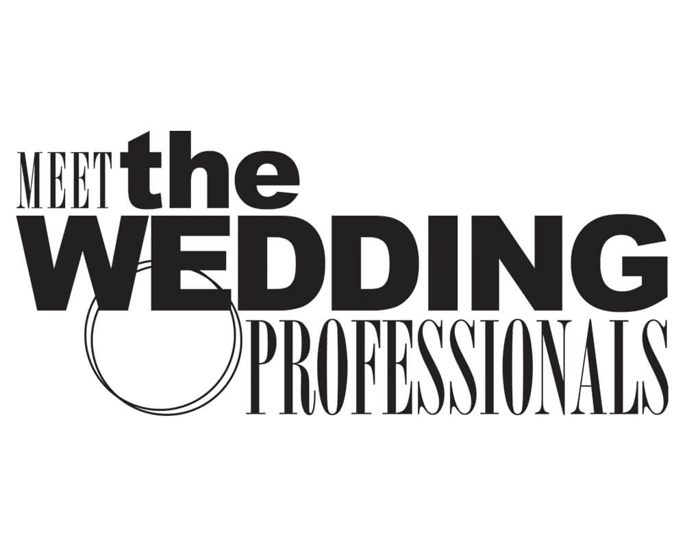 meet the wedding professionals logo